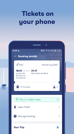 Omio: Travel by Train, Bus and Flight in Europe 5 تصوير الشاشة