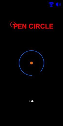 Open circle screenshot 1