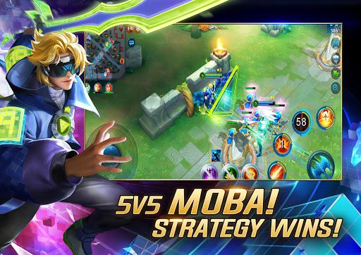 Heroes Evolved screenshot 9