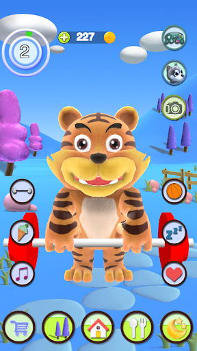 Talking Tiger screenshot 3