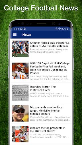 College Football Live Scores, Plays, & Schedules 7 تصوير الشاشة