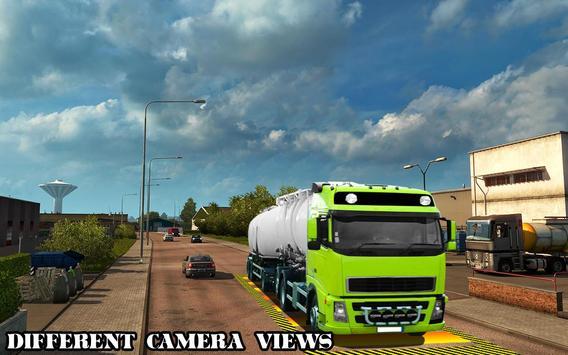 Speed Parking Truck Simulator :Truck Driving 2018 screenshot 3