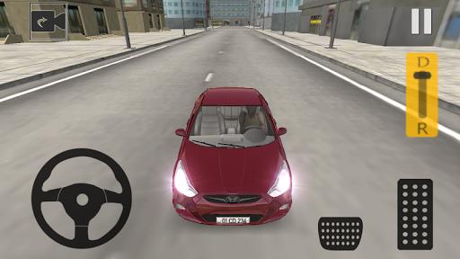 Popular Car Driving 2 تصوير الشاشة