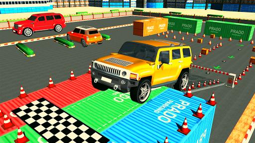 Prado Car Driving games 2020 - Free Car Games screenshot 1
