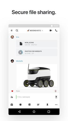 Wire • Secure Messenger screenshot 4
