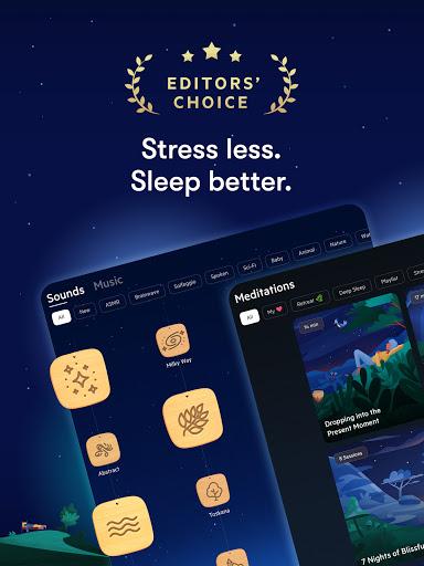 Relax Melodies: Sleep Sounds, Meditation & Stories screenshot 9