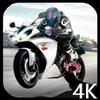 Motorcycle Video Wallpaper أيقونة