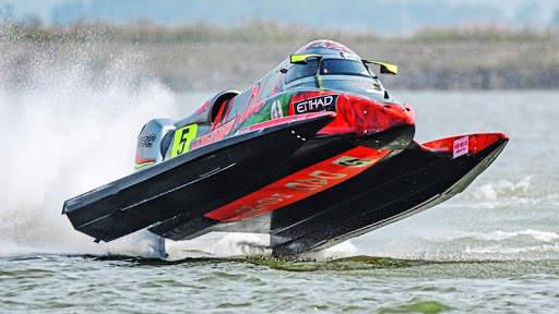 Speed Boat Racing Wallpaper screenshot 10