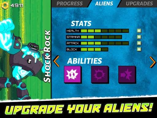 Ben 10 - Omnitrix Hero: Aliens vs Robots screenshot 11