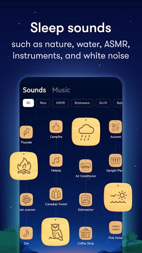 Relax Melodies: Sleep Sounds, Meditation & Stories screenshot 4