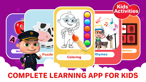ABC Song - Rhymes Videos, Games, Phonics Learning screenshot 14