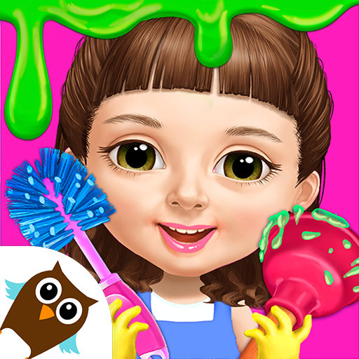 Sweet Baby Girl Cleanup 5 - Messy House Makeover أيقونة
