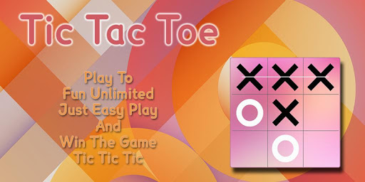 Tic Tac Toe : beautiful plus screenshot 1