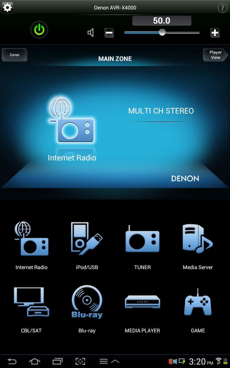 Denon Remote App screenshot 11