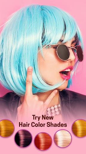 Hair Color Changer screenshot 6