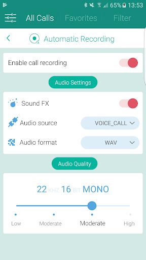 Call Recorder S9 - Automatic Call Recorder Pro screenshot 6