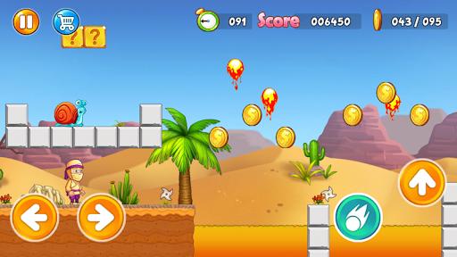 Super Jake's Adventure – Jump & Run! स्क्रीनशॉट 4