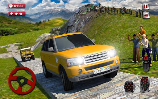 Cruiser Car Stunts: Dragon Road Driving Simulator screenshot 13