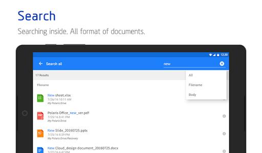 Polaris Office - Free Docs, Sheets, Slides   PDF screenshot 14