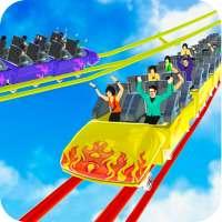 Reckless Roller Coaster Sim: Rollercoaster Games on APKTom