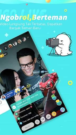Bigo Live-#1 Live Streaming, Live Video, Live Chat screenshot 2