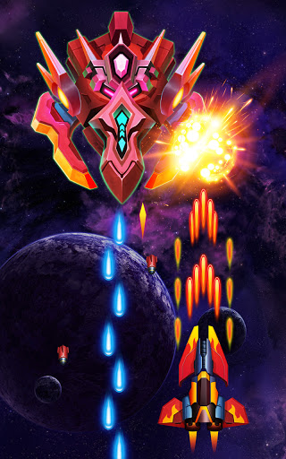 Galaxy Invaders: Alien Shooter -Free Shooting Game 11 تصوير الشاشة