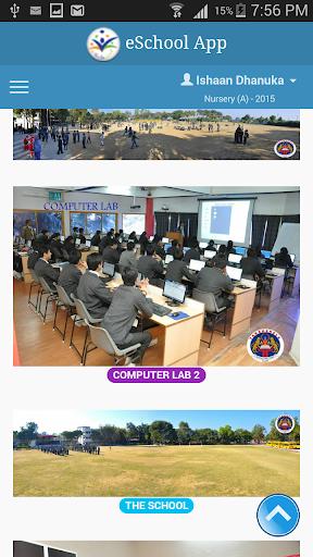 B R Modern School, Pauri screenshot 7
