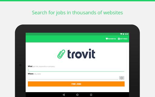 Find job offers - Trovit Jobs 5 تصوير الشاشة