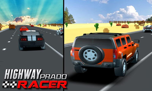 Highway Prado Racer screenshot 3