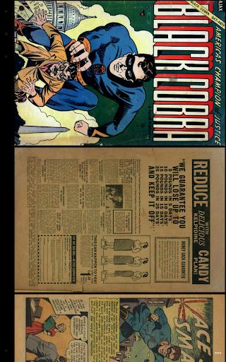 Challenger Comics Viewer 23 تصوير الشاشة