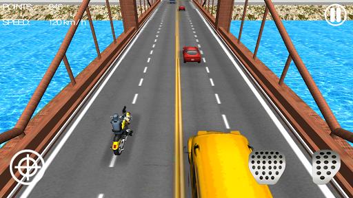 Moto Shooter 3D स्क्रीनशॉट 1