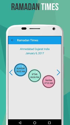 Qibla Locator: Prayer Times, Azan, Quran Mp3 screenshot 6