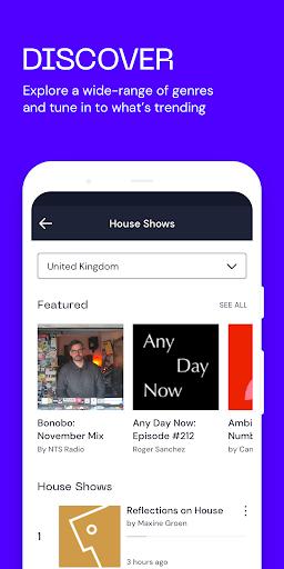 Mixcloud - Gabungan Radio & DJ screenshot 4