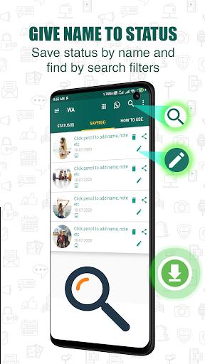 Status Download for WhatsApp 9 تصوير الشاشة
