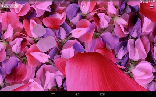 خلفيات بتلات حية ثلاثيةأبعاد 10 تصوير الشاشة