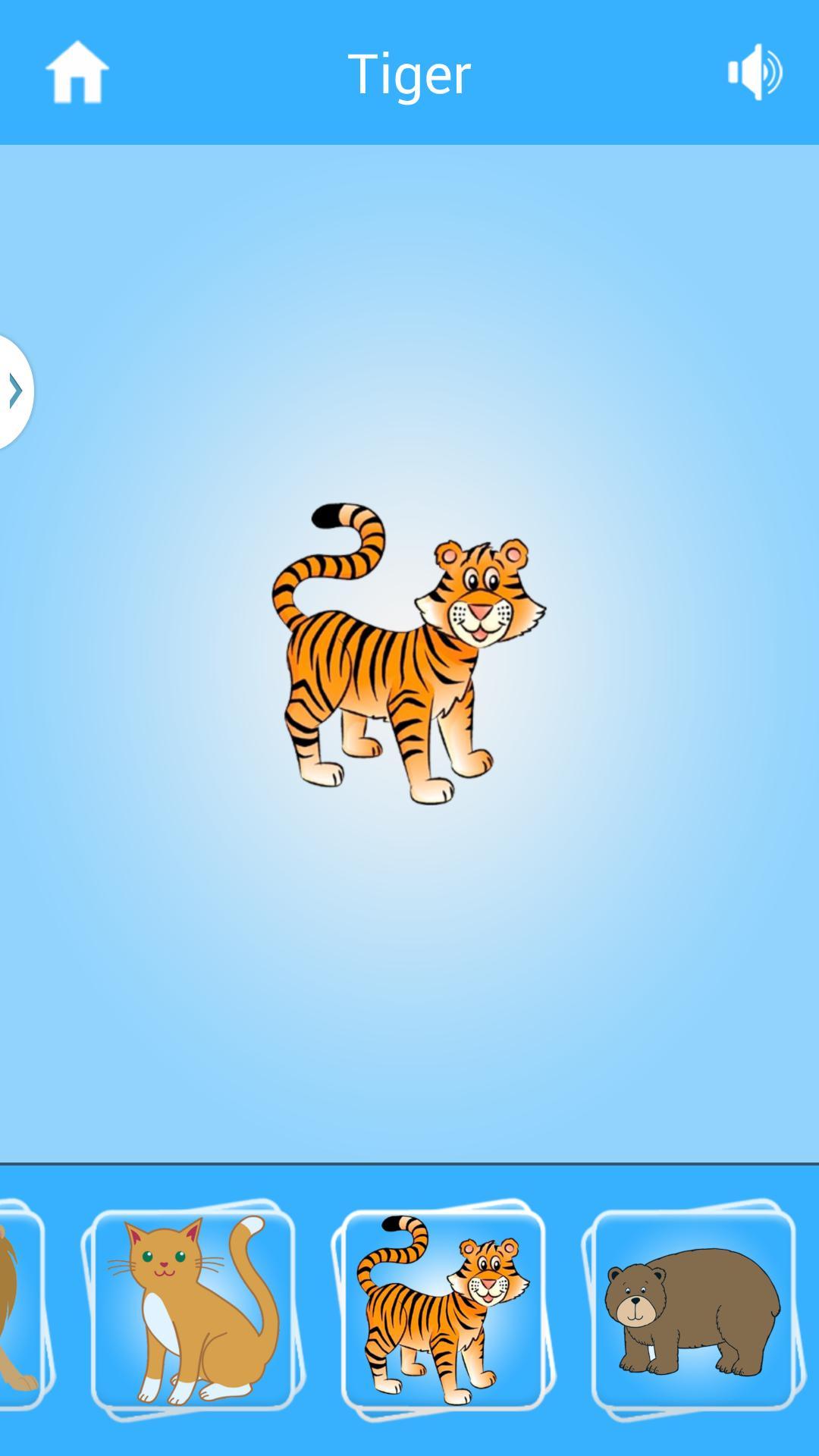 Baby School - Educational app screenshot 3