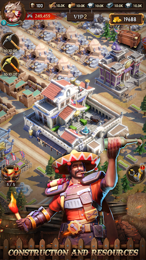 West of Glory screenshot 2