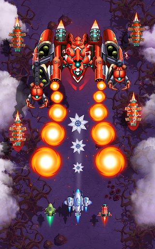 Strike Force - Arcade shooter - Shoot 'em up 14 تصوير الشاشة