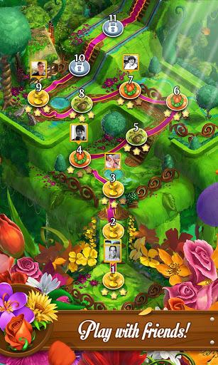 Blossom Blast Saga 4 تصوير الشاشة