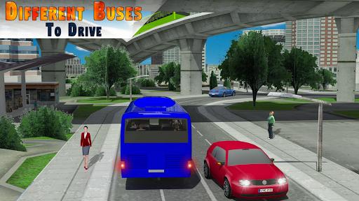 City Bus Simulator 3D - Addictive Bus Driving game screenshot 5
