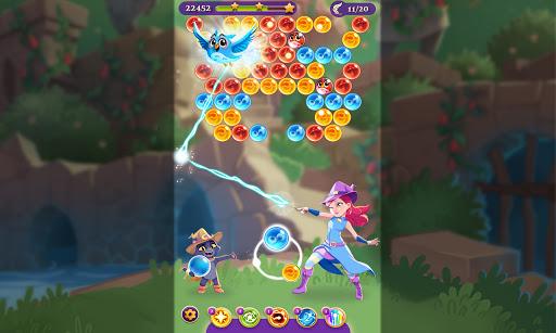 Bubble Witch 3 Saga 8 تصوير الشاشة