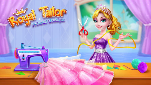 👸✂️Royal Tailor Shop 3 - Princess Clothing Shop screenshot 7