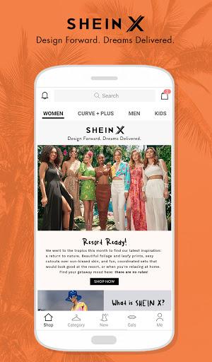 SHEIN - As tendências e moda mais quentes screenshot 2