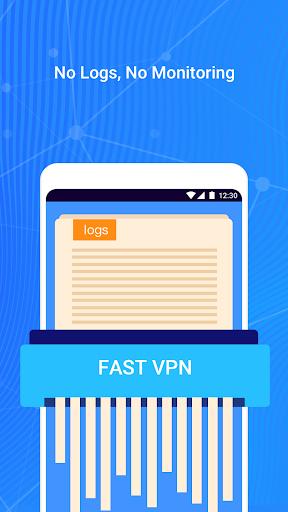 Fast VPN – Free VPN Proxy & Secure Wi-Fi screenshot 4