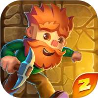 Dig Out! Gold Digger Adventure on 9Apps