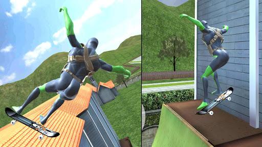 Rope Frog Ninja Hero - Strange Gangster Vegas screenshot 5