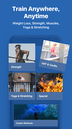 Fitify: Workout Routines & Training Plans screenshot 2