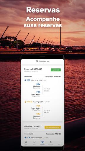ViajaNet - Passagens aéreas para viajar barato screenshot 6