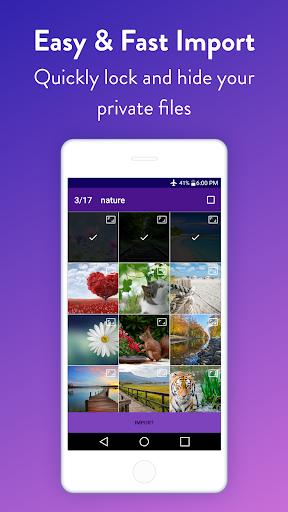 Easy Vault : Hide Pictures, Videos, Gallery, Files screenshot 5
