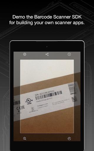 Barcode Scanner screenshot 5